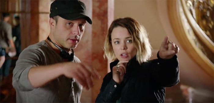 True Detective behind the scenes