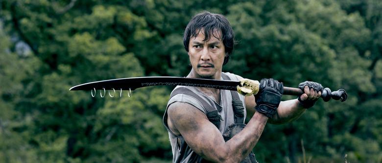 Daniel Wu in Into the Badlands Season 2