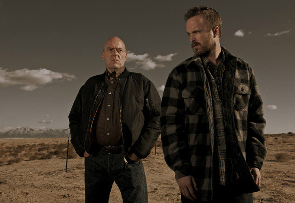Breaking Bad Season 5 - Hank and Jesse