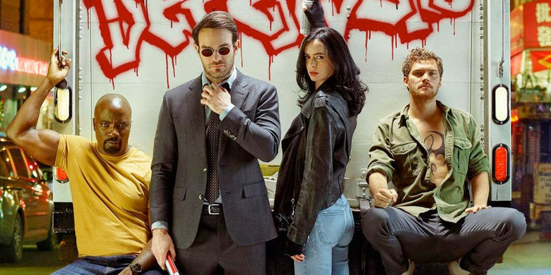 The Defenders Release Date