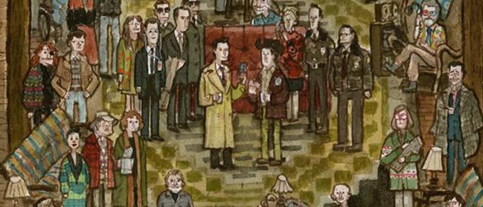 Twin Peaks painting Scott C header