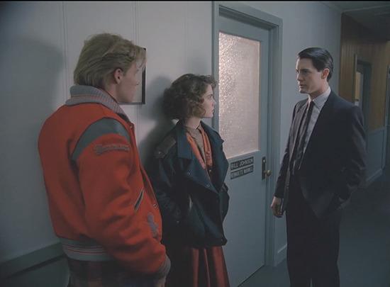 Twin Peaks deleted scene