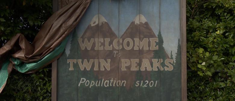 Twin Peaks premiere date