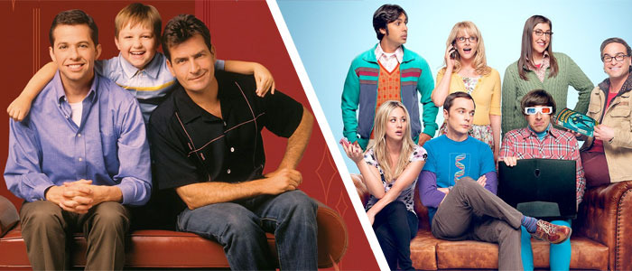 Two and a Half Men and The Big Bang Theory Streaming Rights