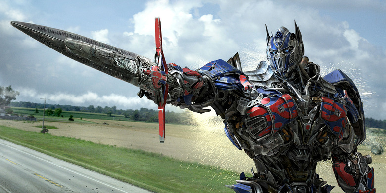 Transformers writers