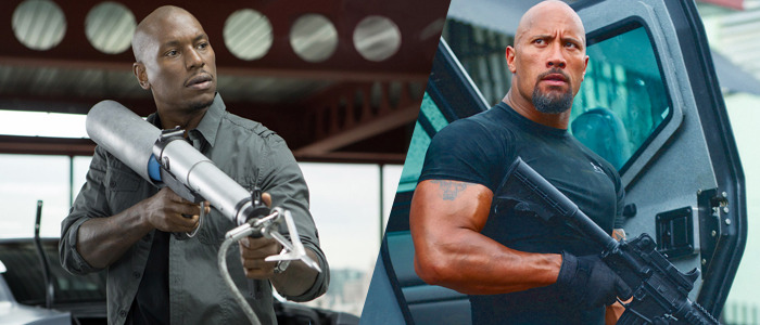 Tyrese blames The Rock for Fast 9 delay