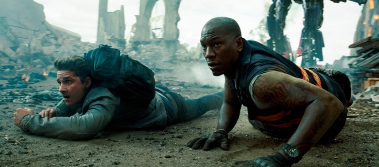 Tyrese Gibson Transformers 5