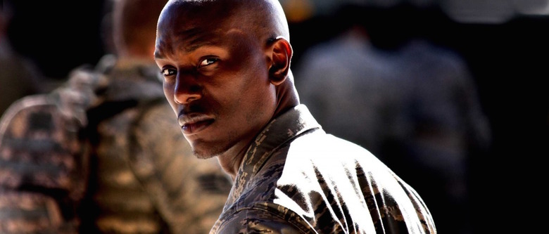 Tyrese Gibson in Transformers Revenge of the Fallen