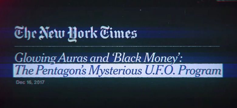 UFO Trailer