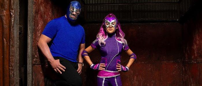Ultra Violet and Blue Demon