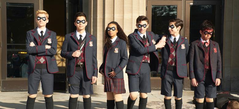 umbrella academy trailer new
