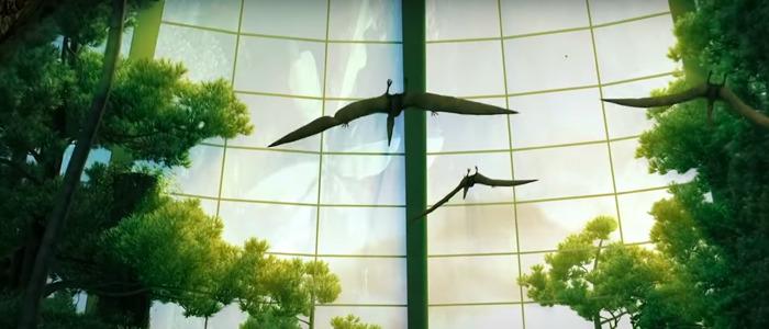 Universal Beijing Resort concept art