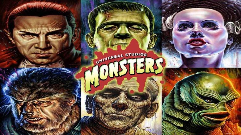 Universal Monsters Movie Universe
