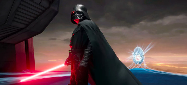 vader immortal on PlayStation VR release