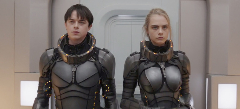 Valerian and the City of a Thousand Planets Clips