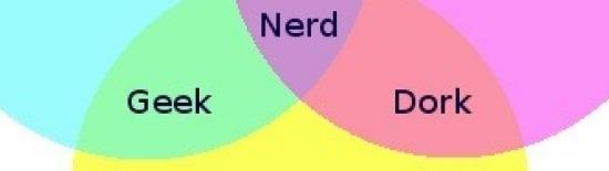 geek nerd dork