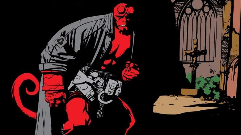 hellboy cast