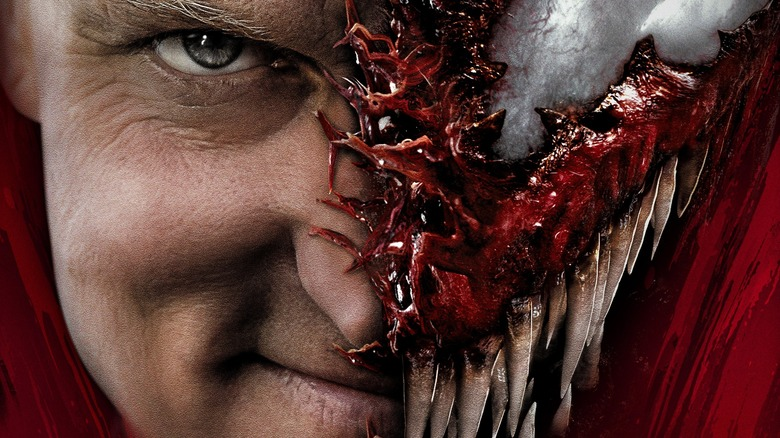 Woody Harrelson Carnage Poster