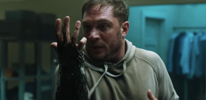 Venom Fight Scene