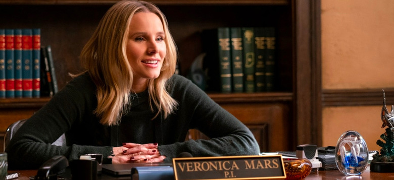 Veronica Mars season 4 blu-ray