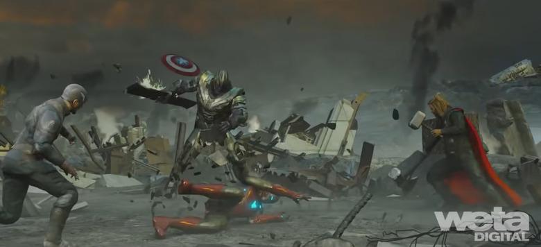 VFX Artists React to Avengers: Endgame