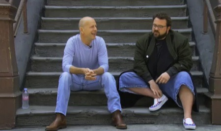 Die Hard Interview: Kevin Smith and Bruce Willis