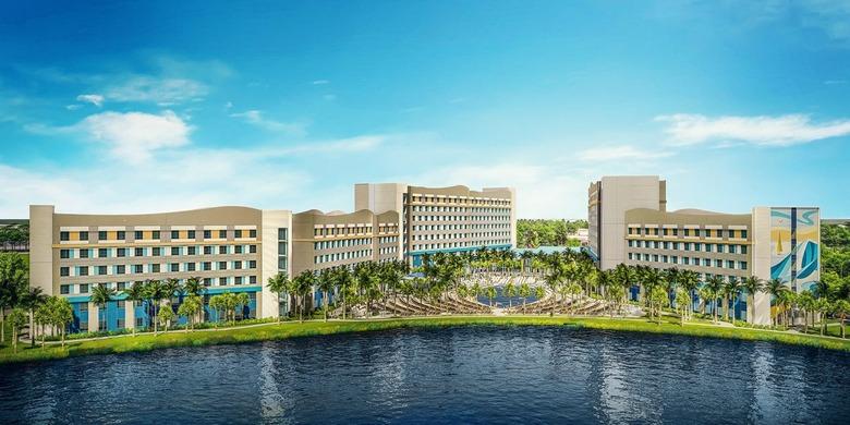 Universal's Endless Summer Resort -- Surfside Inn and Suites