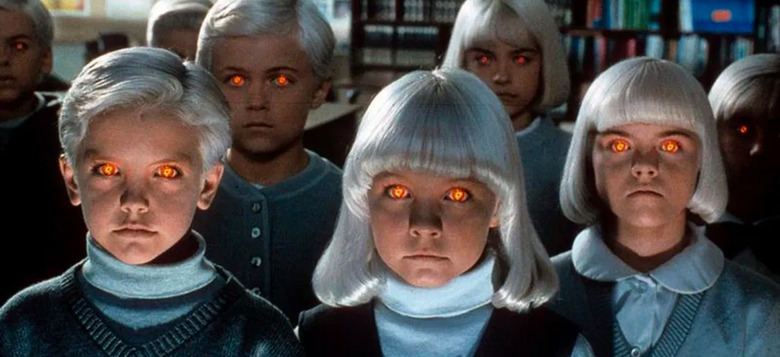 village of the damned tv series