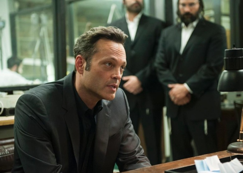 Vince Vaughn Brawl in Cell 99