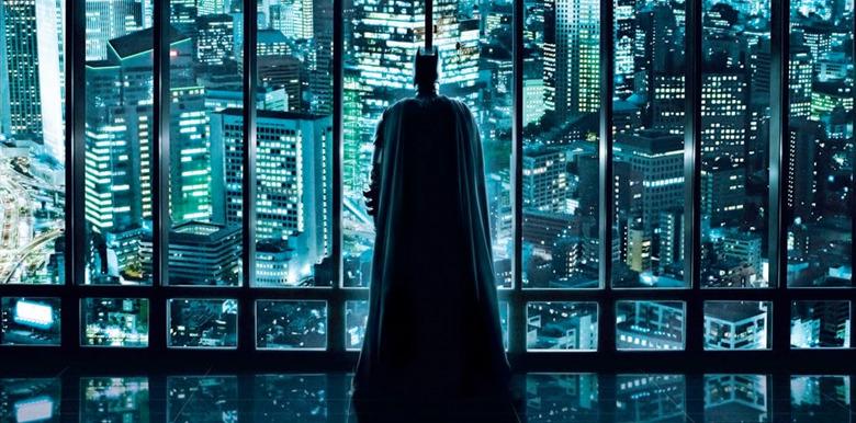 Evolution of Gotham City