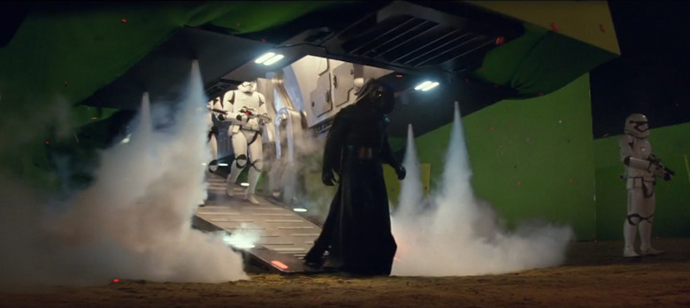 The Force Awakens Visual Effects