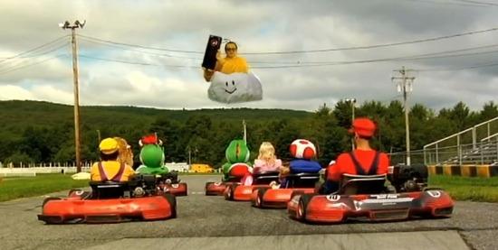 Mario Kart: The Movie