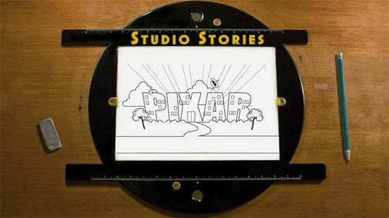 pixar studio stories