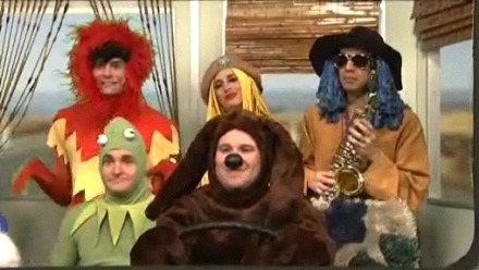 the muppets snl