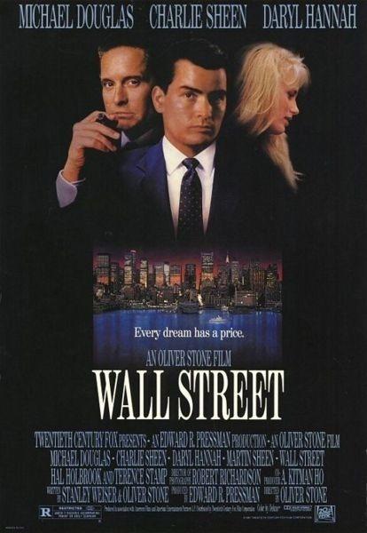 Wall Street Poster