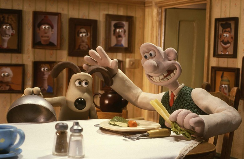 Wallace and Gromit studio