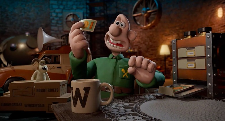 wallace and gromit the big pick-up