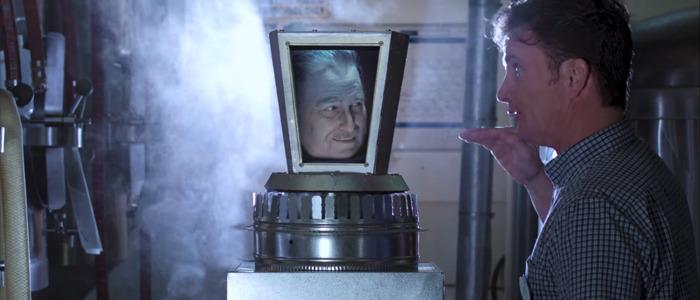 Walt's Frozen Head trailer