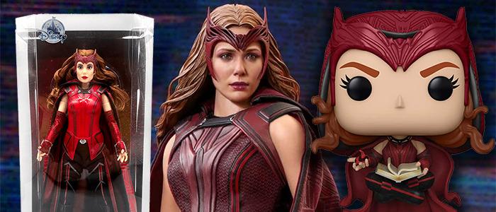 WandaVision - Scarlet Witch Toys
