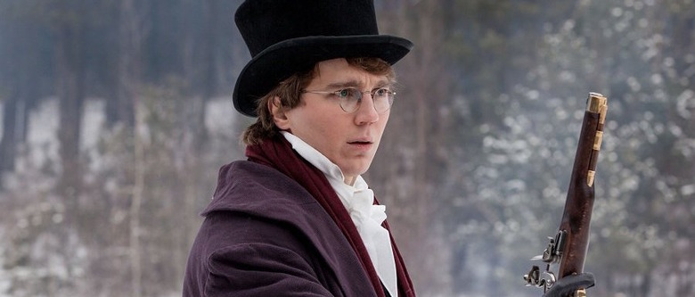 War and Peace miniseries trailer