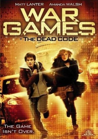 WarGames 2 DVD Cover Art
