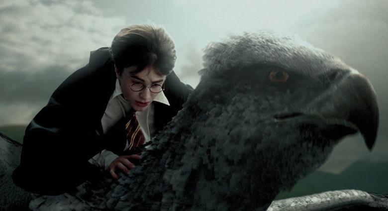 Harry Potter and the Prisoner of Azkaban - Harry and Buckbeak