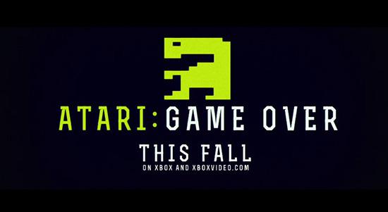 Atari Game Over trailer