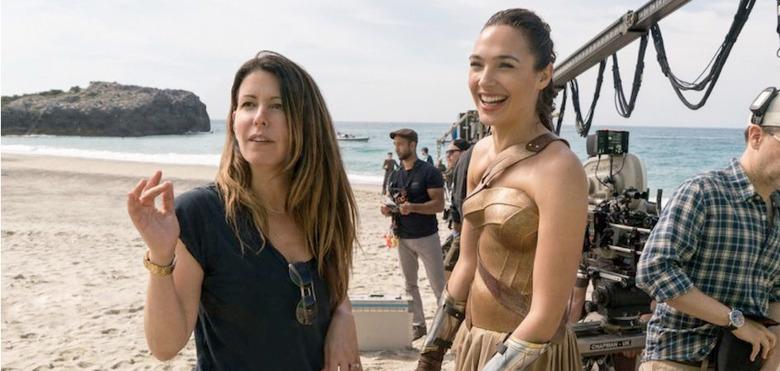 Patty Jenkins Directing Wonder Woman 2