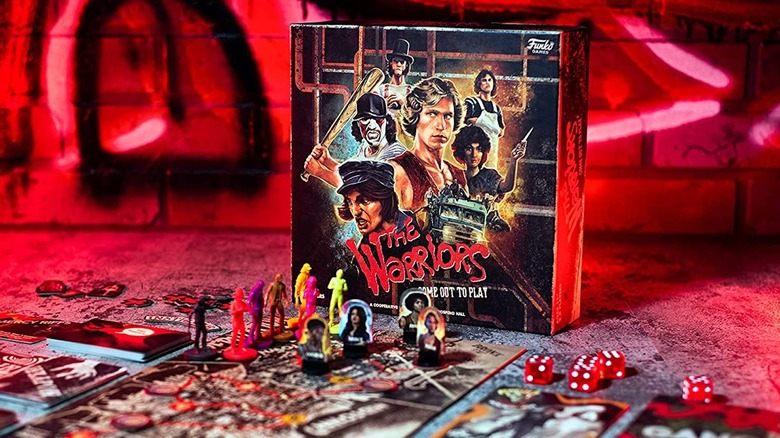 Warriors! Come Out To Play ... This New The Warriors Board Game