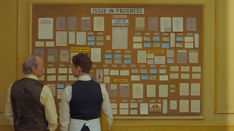 Watch An Animated French Dispatch Music Video Directed By Wes Anderson