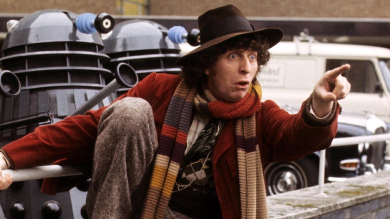 classic doctor who streaming on BritBox