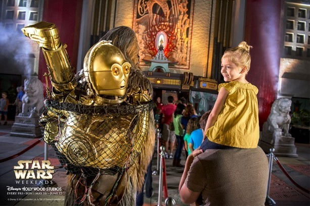 Star Wars Weekends 2014 Parade