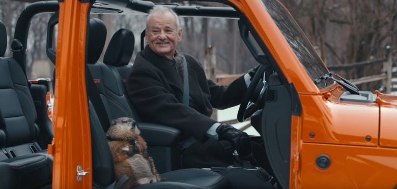 Groundhog Day Super Bowl Commercial