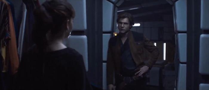 Harrison Ford in Solo